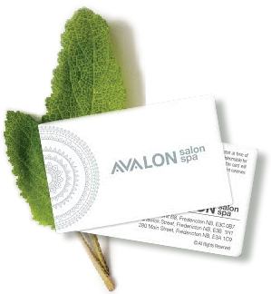 Avalon gift cards