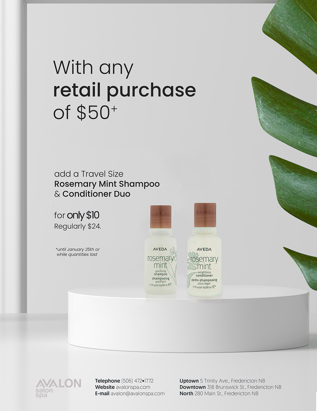 Avalon-Retail-purchase-offer