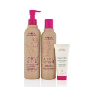 Aveda Cherry Almond Body Set